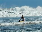 Zdjęcie:   Indonezja  Bali  Nusa Dua  (beach, morze, fale)