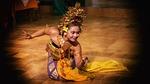 Zdjęcie:   Indonezja  Bali  Nusa Dua  (bali, legong, taniec)