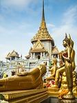 Zdjęcie:   Tajlandia  Bangkok  (tajlandia, temple, złota)