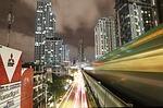 Zdjęcie:   Tajlandia  Bangkok  (skytrain, tajlandia, transportu)