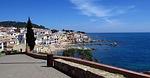 Zdjęcie:   Hiszpania  Costa Brava  Santa Susana  (calella, morze, catalonia)