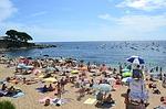 Zdjęcie:   Hiszpania  Costa Brava  Santa Susana  (beach, morza, opalona)