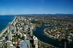 Zdjęcie:   Sydney  Hunter Valley  Port Macquarie  Coffs Harbour  Byron Bay  Gold Coast  Gold Coast  Brisbane  (miasta gold coast, wybrzeże, ocean)