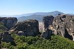 Zdjęcie:   Kalambaka  Delfy  Ateny  Epidaurus  Nafplion  Mykeny  Kanał Koryncki  Termopile  Saloniki  (meteory, grecja, cliff)