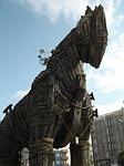 Zdjęcie:   Turcja  Riwiera Turecka  Konakli  (koń trojański, troy, koń)