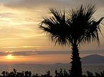 Zdjęcie:   Grecja  Kos  Kos Town  (zachód słońca, wieczorem sky, kos)