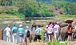 Zdjęcie:   Kolombo  Dambulla  Pinnawala  Anuradhapura  Mihintale  Aukana  Sigiriya  Polonnaruwa  Kandy  Nuwara Eliya  Park Narodowy Yala  (turystów, atrakcja turystyczna, słonie)