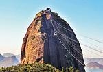 Zdjęcie:   Brazylia  Rio de Janeiro  (rio, sugarloaf, imponujący)