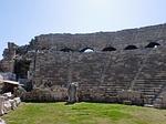 Zdjęcie:   Turcja  Riwiera Turecka  Beldibi  (alanya, turcja, teatr rzymski)