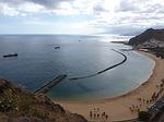 Zdjęcie:   Hiszpania  Wyspy Kanaryjskie  Gran Canaria  Puerto Rico  (teneryfa, beach, teresitas)