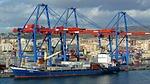 Zdjęcie:   Hiszpania  Wyspy Kanaryjskie  Gran Canaria  Puerto Rico  (pojemnik port, port, wybrzeżu)