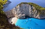 Zdjęcie:   Grecja  Zakynthos  Laganas  (morze, beach, grecja)